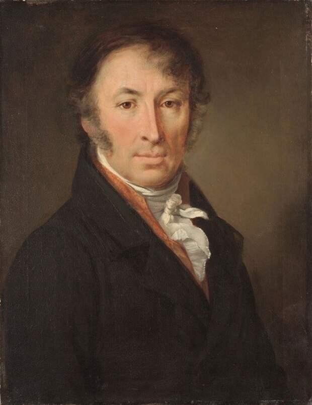 Николай Михайлович Карамзин. Художник В.А. Тропинин. 1818 год