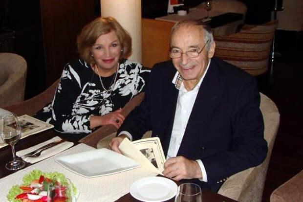 Ольга Остроумова рассказала о состоянии 85-летнего Гафта
