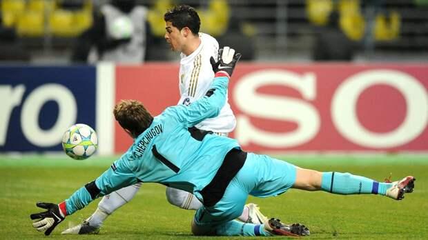 """9 лет назад Чепчугов остановил """"Реал"""". Как это было"""
