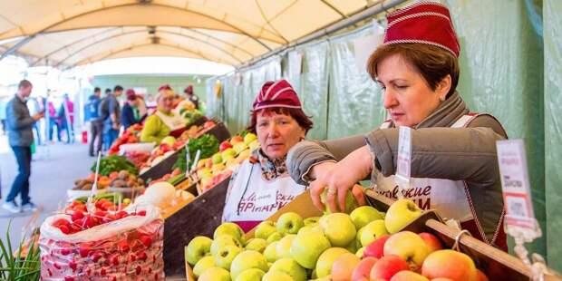 Собянин: В Москве до конца года откроется еще 10 круглогодичных ярмарок / Фото: mos.ru