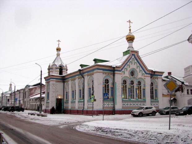 Серебряное ожерелье России.
