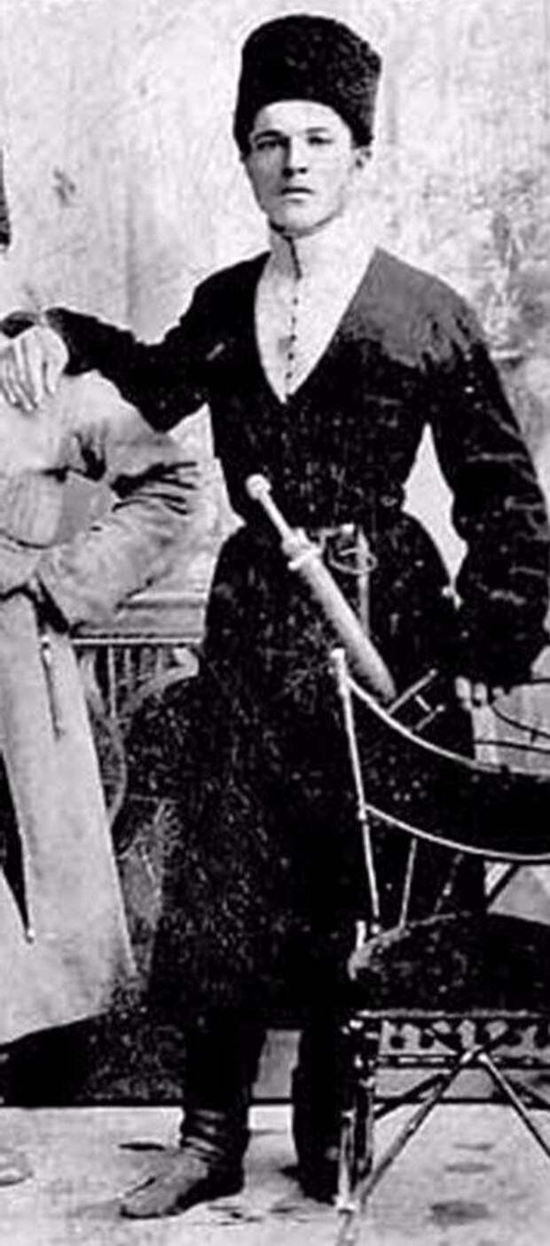 Осетин с «Титаника». История Мурзакана Кучиева