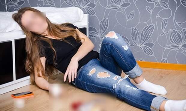 Алкогольный психоз «убил» российскую школьницу