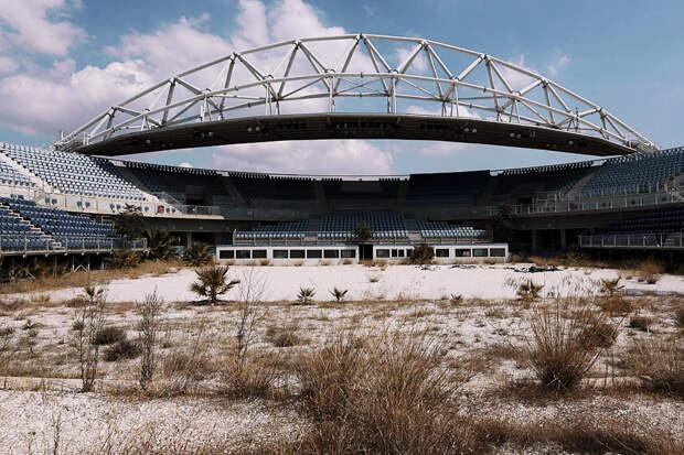 8 фото забытых олимпийских объектов, которые оказались никому не нужны