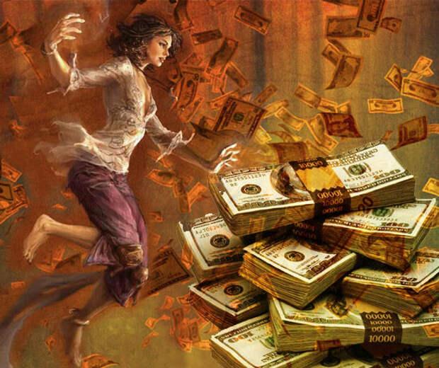 Волшебная формула от Луизы Хей: деньги будут появляться быстрее, чем вы успеете их растратить