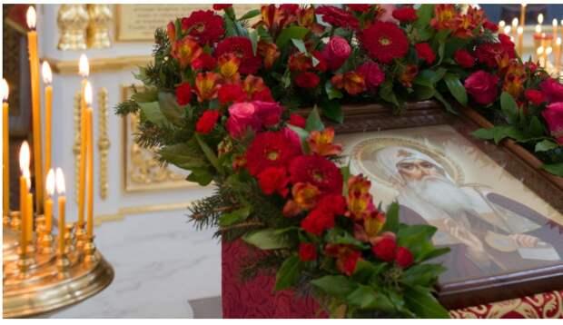 Храм священномученика Ермогена в Южном Тушине введут в эксплуатацию в июне