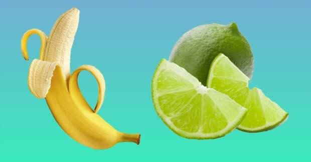 Зачем пить по утрам смузи с бананом и лаймом