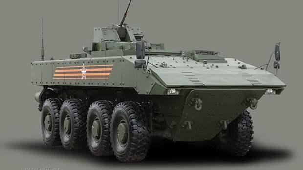 «Превратит Stryker в решето»: у российского «Бумеранга» нет конкурентов - Хроленко