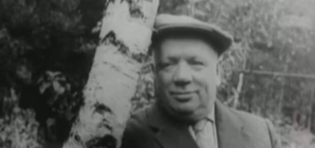 Александр Прокофьев 1900-1971