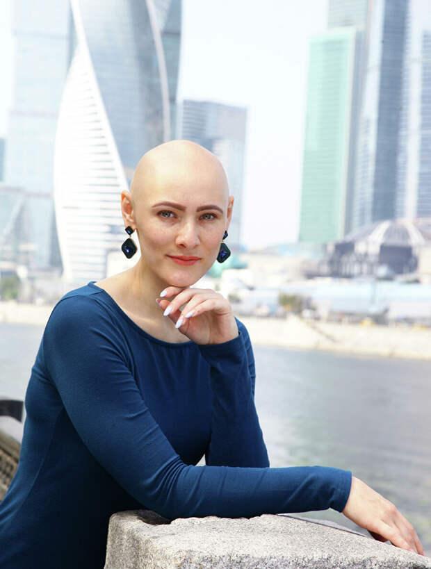 Ольга Забелина в Москве