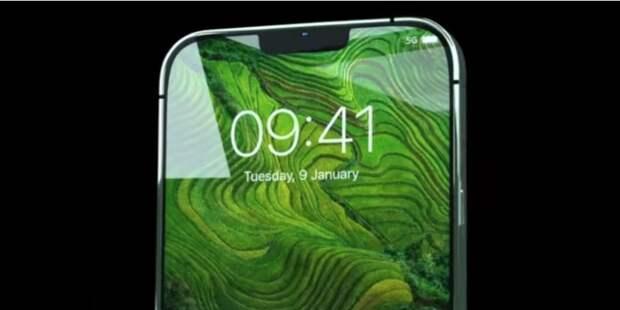 Концепт iPhone 13 показали на видео. Блок камер смотрится странно