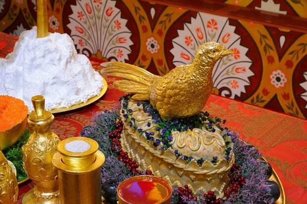 Царский стол: Какую еду предпочитали русские правители, и Чем отличалась ли она от крестьянской