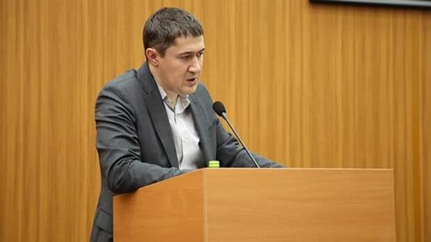Махонин поблагодарил Мелехову за работу на посту министра здравоохранения