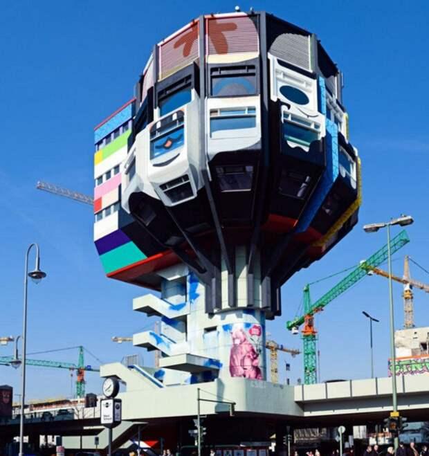Странные и необычные туристические достопримечательности в Германии