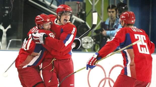 20-летний Овечкин забивал великому Бродеру. Тогда Россия последний раз обыграла Канаду наОлимпиаде