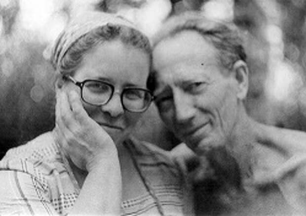 Борис Павлович и Лена Алексеевна Никитины. / Фото: www.buzzuspex.ru