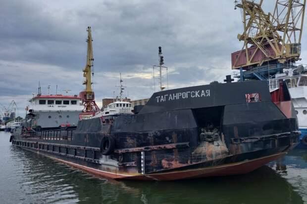 Дноуглубительные работы на Дону обеспечат бесперебойную работу морских портов региона