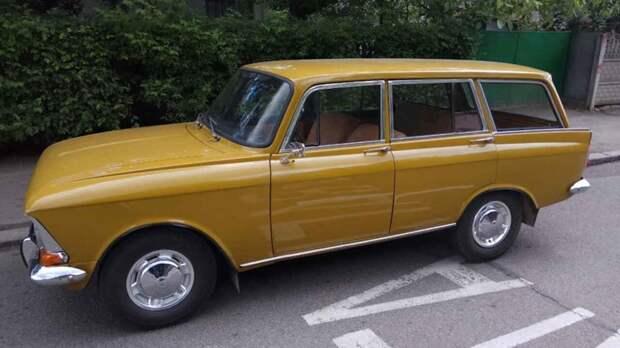 Москвич-427 автомобили, москвич, фоторепортаж