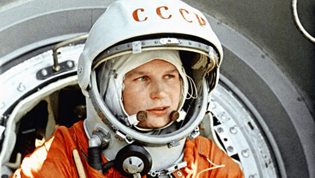 Первая женщина в космосе: 5 интересных фактов о полете Валентины Терешковой