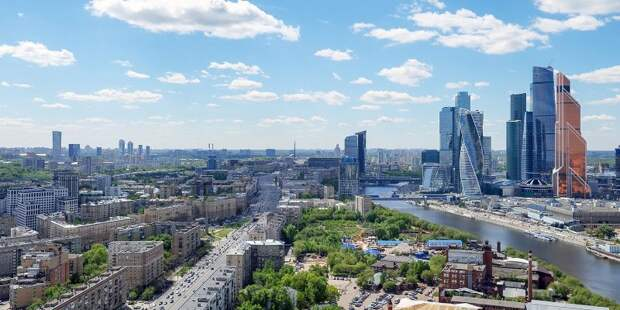 Москва. Фото: mos.ru