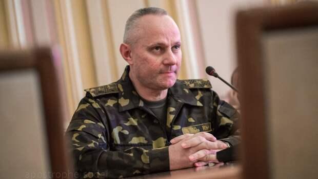 Главком ВСУ подал в суд на Минобороны Украины