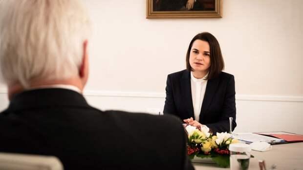 Тихановская планирует «одержать победу» при помощи Байдена