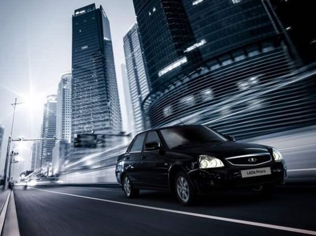 Lada Priora лидирует по объемам поставок АВТОВАЗа на экспорт