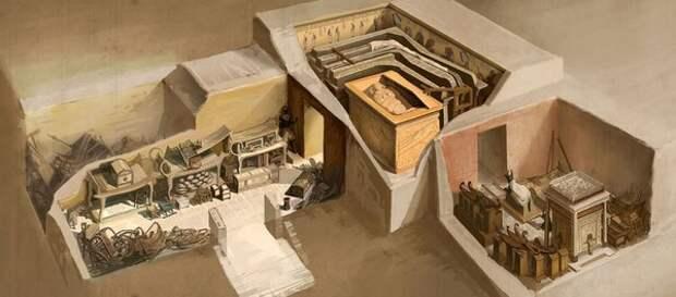 Что испугало ученых и почему Тутанхамона хоронили в спешке