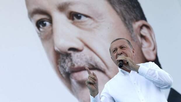 Султанат Эрдогана: турецкий джинн выходит из-под контроля