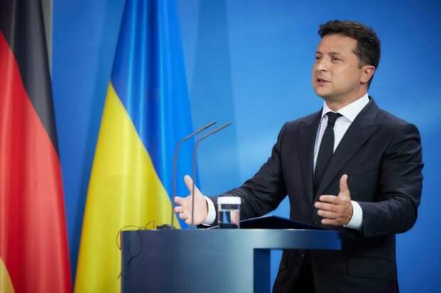 Зеленский пообещал сделать украинский флот «таким же мощным, как 30 лет назад»