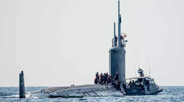 Лодка за три года: военный эксперт объяснил выгоду контракта по субмаринам США для Австралии