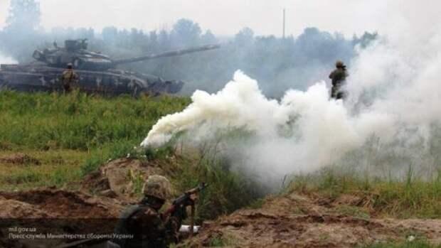 ВСУ вернулись на передовую в Донбассе - ОБСЕ