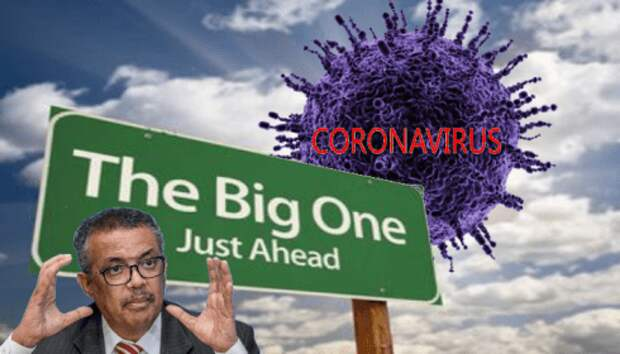 ВОЗ: следующая пандемия станет настоящим BIG ONE!