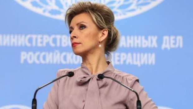 Захарова пословицей ответила Кулебе на слова о саммите «Крымская платформа»