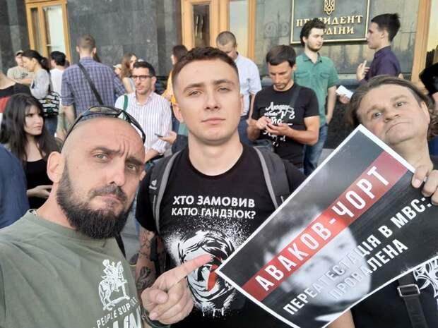 Сможет ли избежать тюрьмы одесский неонацист Стерненко?