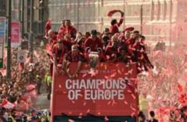 Победное безумие Ливерпуля