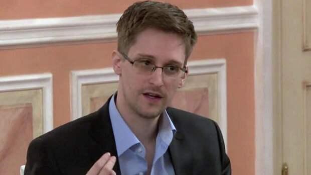 Сноуден намерен получить российское гражданство