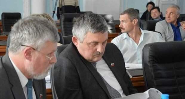 За депутатами Севастополя грешок