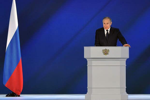 Путин рассказал об открытии границ для туристов из-за рубежа
