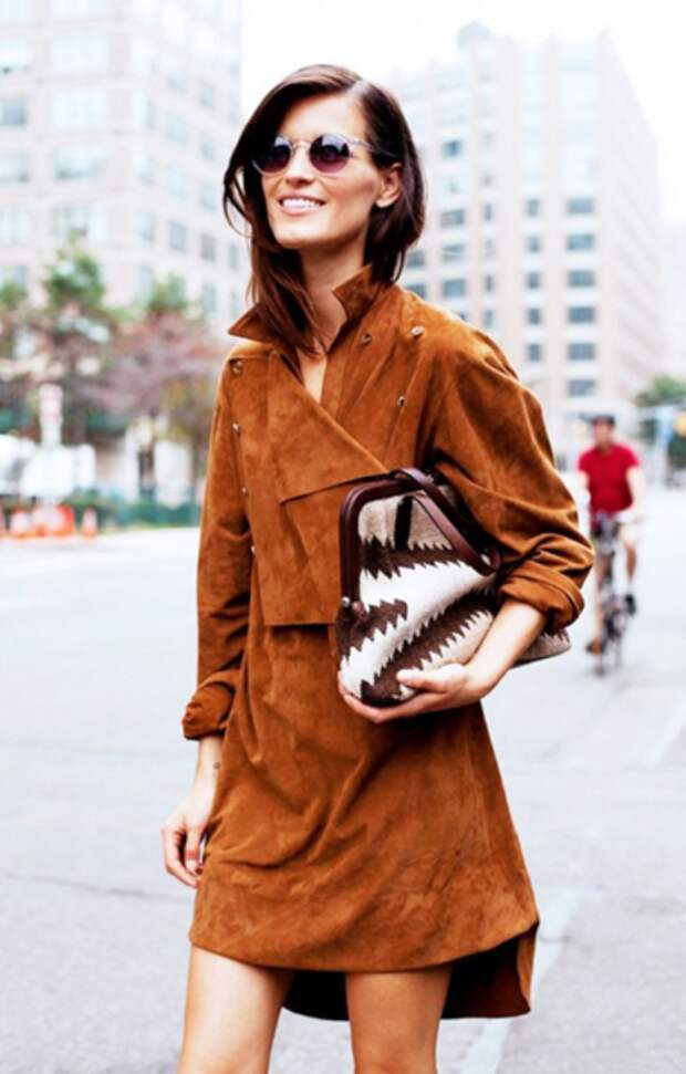 7 вещей из замши, в которые будут влюблены все модницы