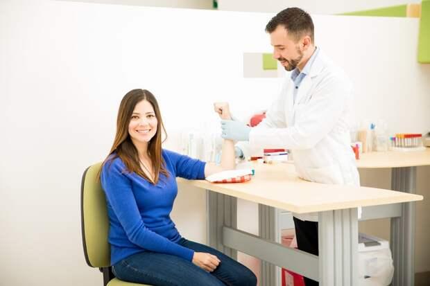 Подготовка к ПЦР анализу на гепатит С