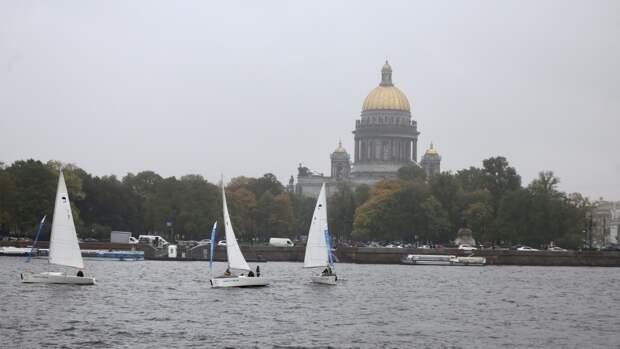 Синоптик Леус спрогнозировал теплую погоду в Петербурге