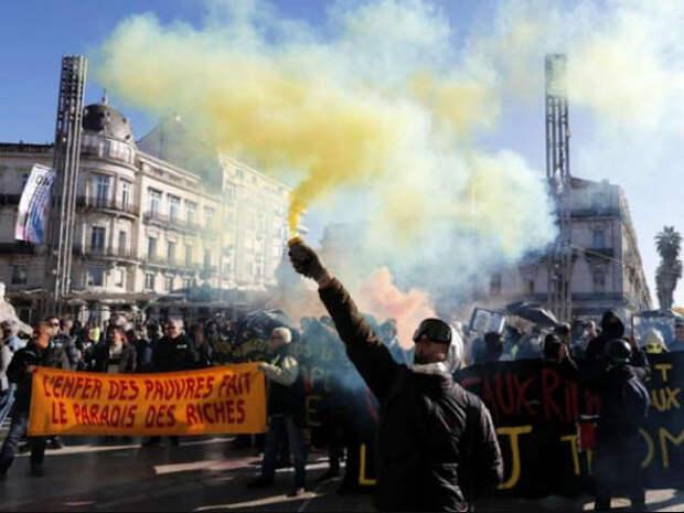 Коронавирус вызвал рост гражданских беспорядков по миру