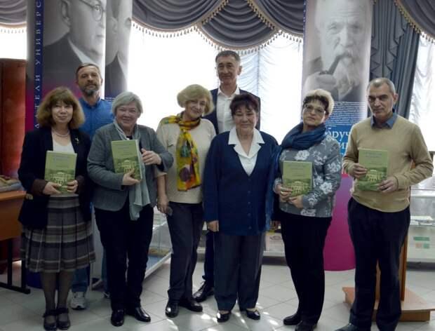 В Симферополе представили книгу «Французы в Крыму»