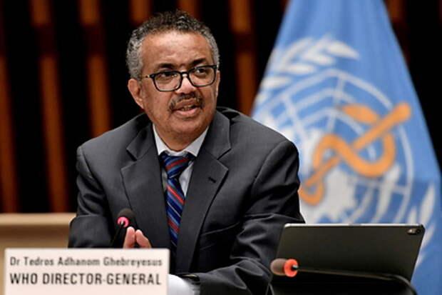 Глава ВОЗ заявил о глобальной угрозе для мира из-за распространения COVID-19