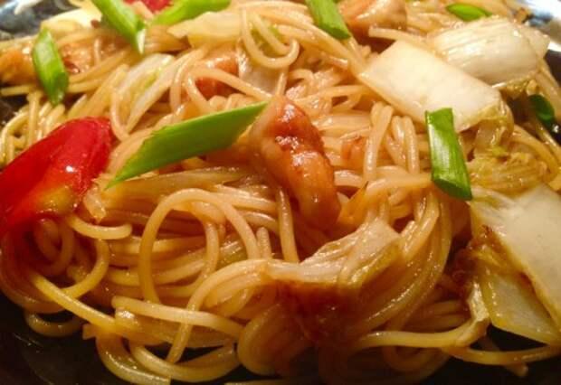 Мой любимый рецепт курочки по китайски