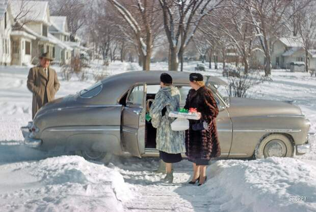 Жизнь в США в сравнении с нищим СССР.