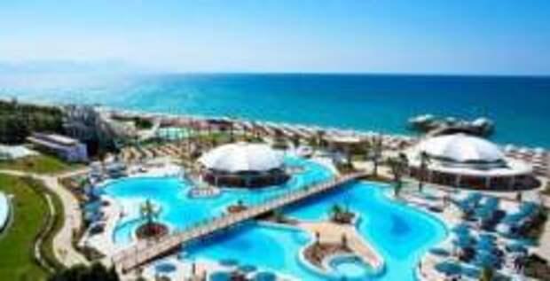 Турция построит более 160 отелей