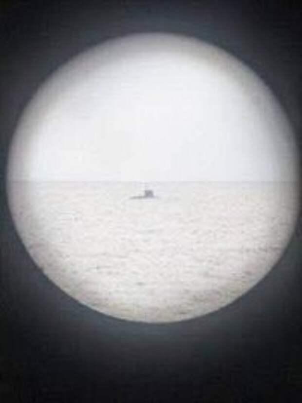 Опубликованы кадры тарана российского судна-участника «Северного потока — 2»