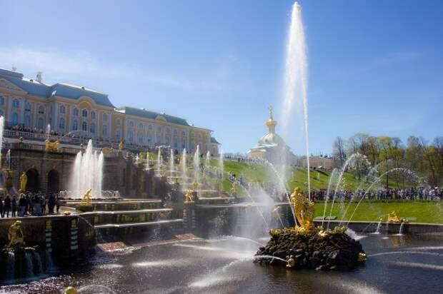 В Петергофе открывается летний сезон
